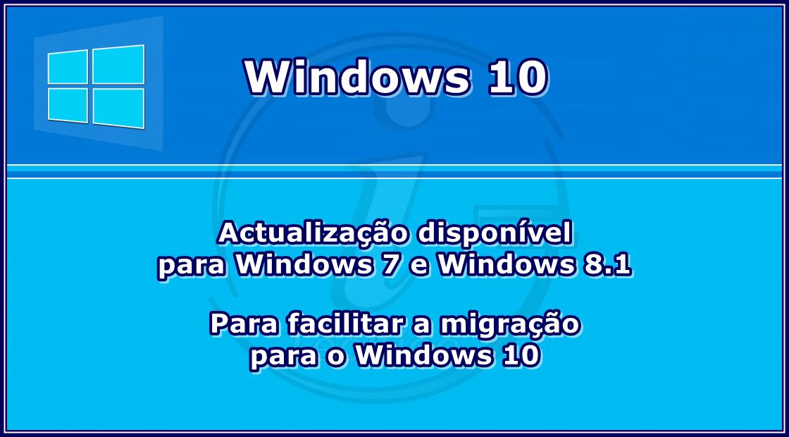 Update Windows 7 KB3112343 - Windows 8.1 KB3112336