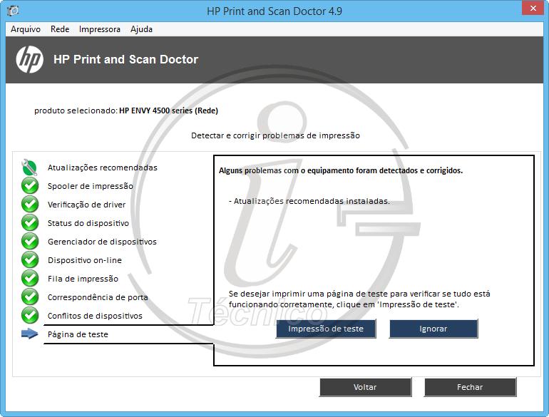 Impressoras HP: Resolva os seus problemas com HP Print and ...