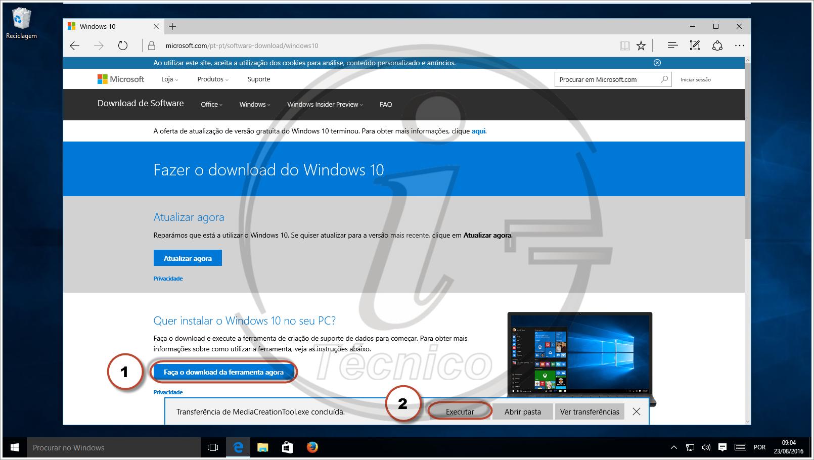 Windows 10 1809 Download einer ISO Datei. Wir zeigen euch wie ihr ein Image von Win 10 1809 mit dem Media Creation Tool herunterladen könnt.