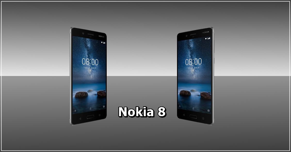 Nokia 8 já está à venda em Portugal! Veja o preço e em que lojas.