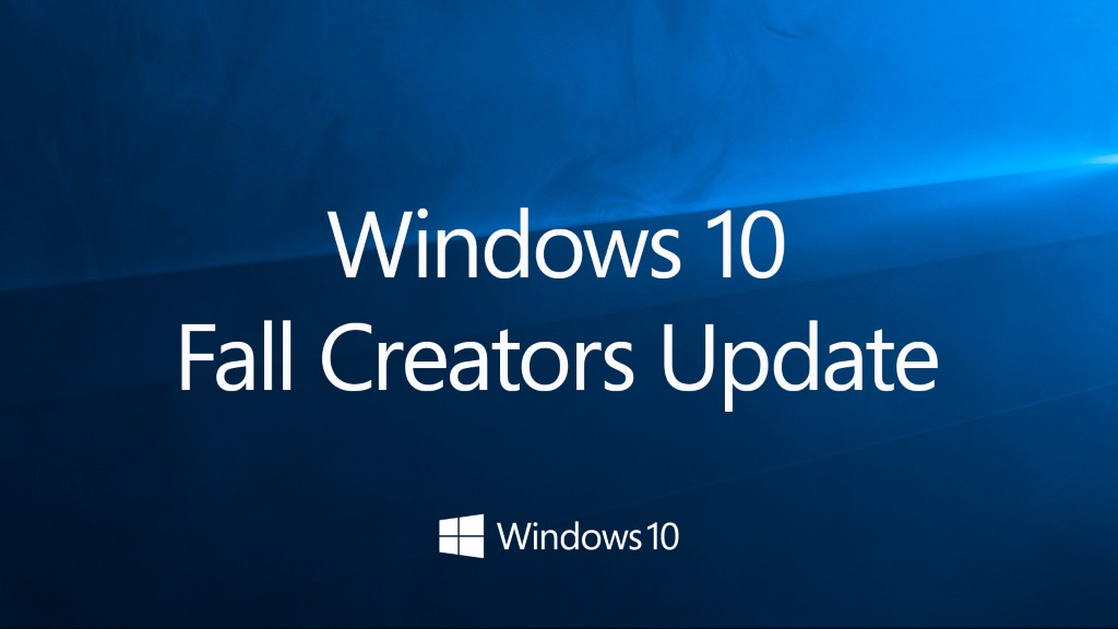 Como actualizar para a versão Fall Creators Update com Windows Update?