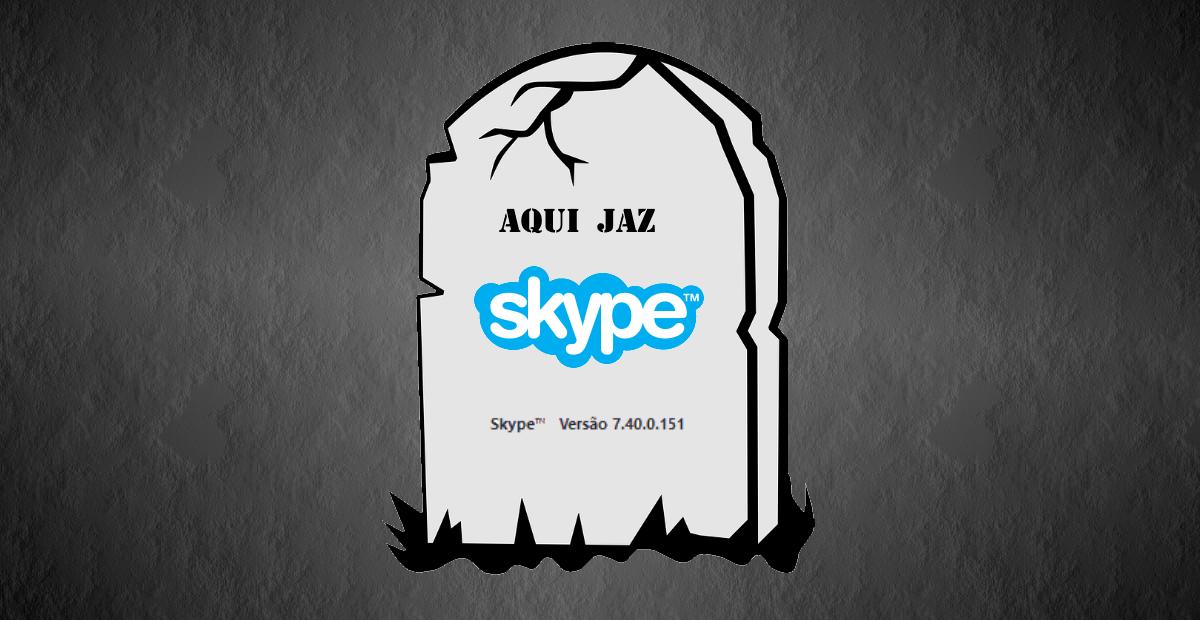 R.I.P. Skype