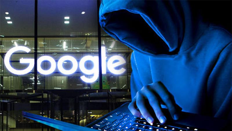 Início de sessão suspeita - Google