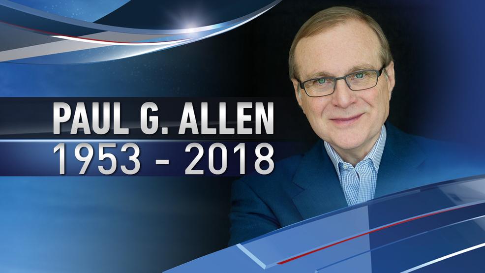 Paul G. Allen (1953-2018)