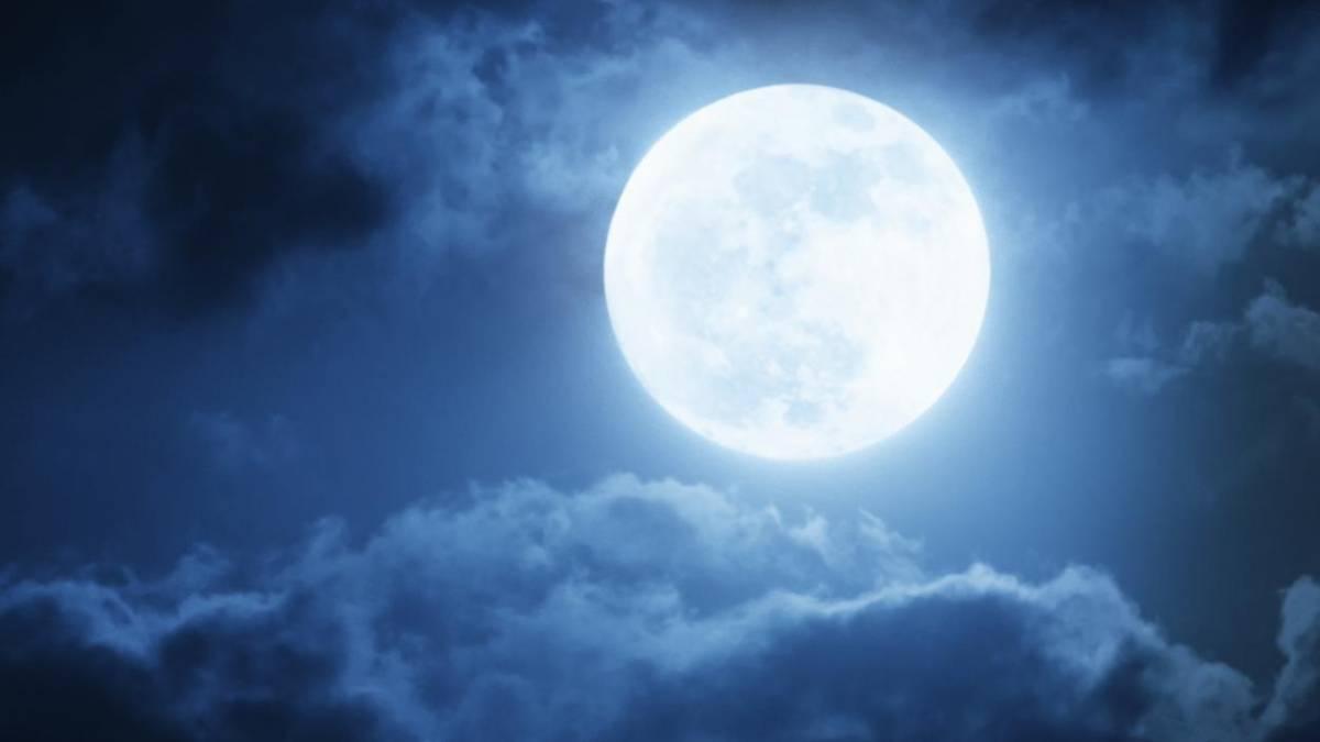 Super Lua de Neve (Fevereiro 2020)
