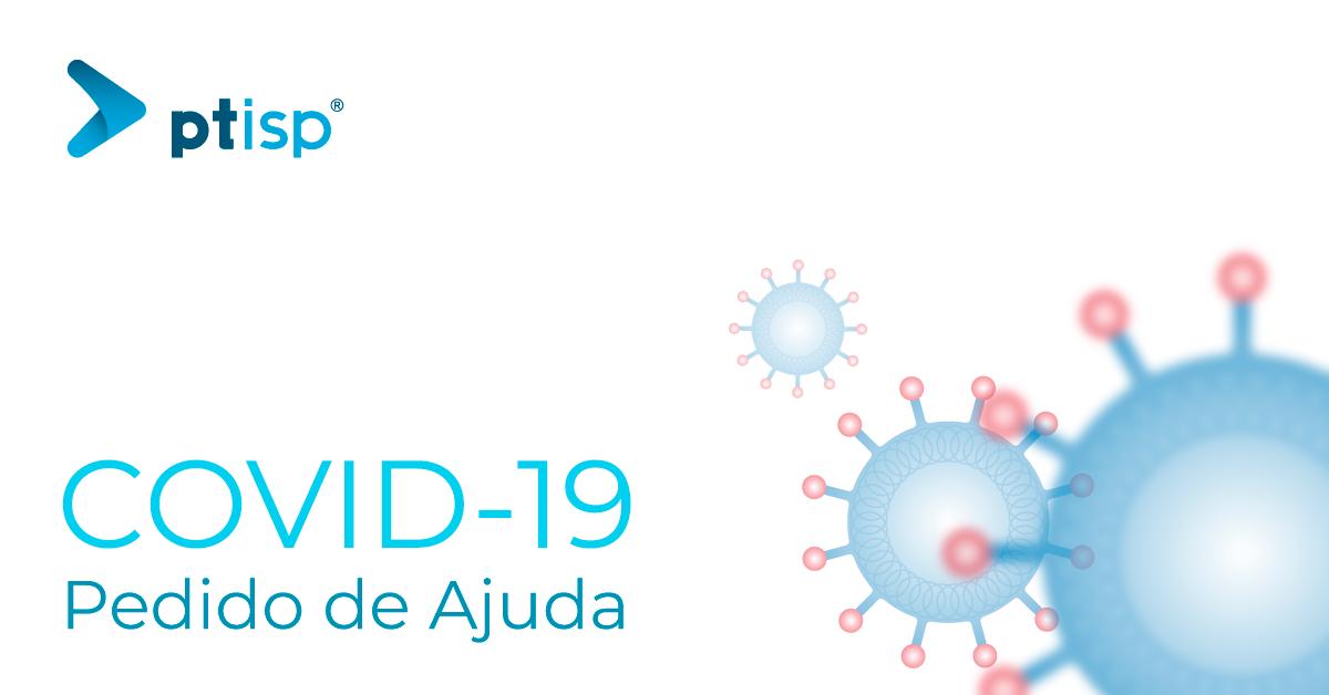 COVID-19: Pedido de Ajuda (PTISP)