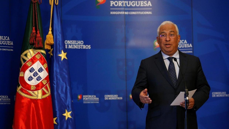 Primeiro-Ministro António Costa - Desconfinamento - Covid19