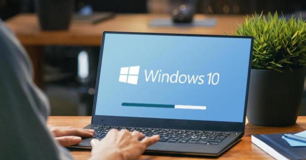 Computador portátil Windows 10